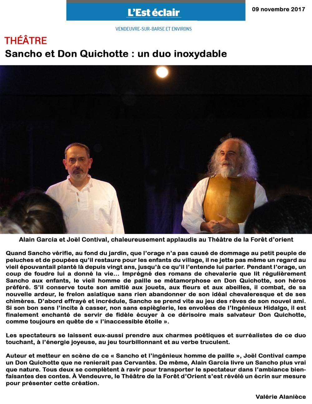 article-est-eclair-sancho-ingenieux-homme-de-paille-contival-TFO-11-2017